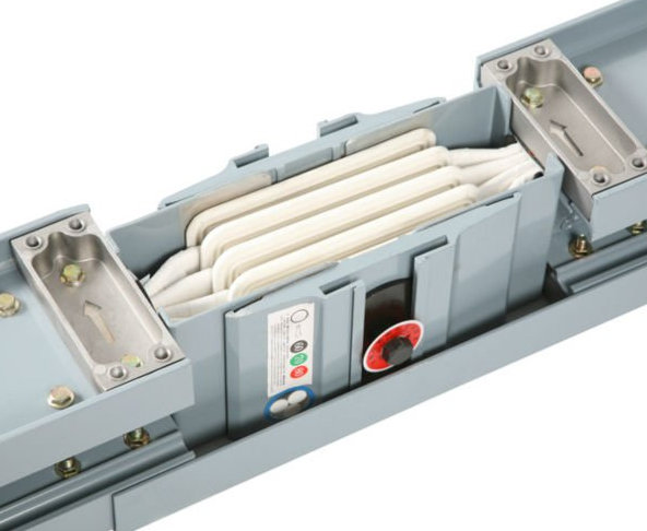 Busbar trunking BBT tap off box