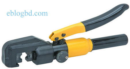 hydraulic wire cramping tools