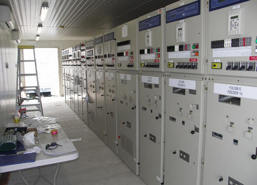 electrical equipment rated in kva