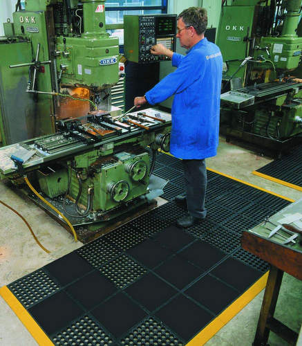electrical graded rubber mats